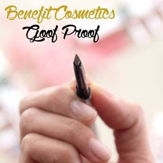 Benefit Cosmetics Goof Proff