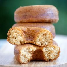 Almond Baked Donuts (Grain free