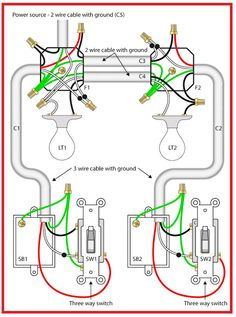 Pin on Electric  Way Switch Wiring Diagram Residential on two way switch diagram, 3 humbuckers with 5 way switching diagram, 4-way light circuit diagram, 6-way light switch diagram, 3 way switch diagram, 5 way light diagram, 4-way switch diagram, 5-way import switch diagram,