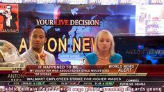 Latest World News Channel 7 - Sylvia Kaisli Fichthorn and Rolondo Enoch ...