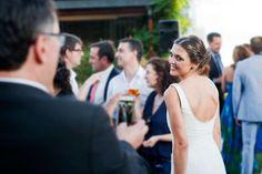 La boda de Elena y Rober | Cardamomo Catering