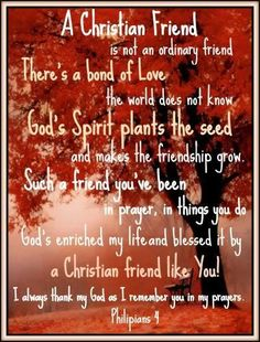 christian friend quotes | ... .com/christian-quote-a-christian-friend-is-not-an-ordinary-friend