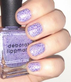Keep Your Nail Game Fresh: Cell Shot: Deborah Lippmann - Do The Mermaid #nails #nailpolish #beautyblog