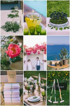 Fun Destination Wedding in Greece | George Pahountis Photography | White Ribbon Boutique Events | Bridal Musings Wedding Blog
