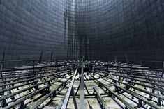Photographer Reginald Van de Velde, based in Belgium, get the challenge of photographing cooling towers across Europe, from Belgium to Germany, including France