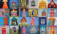 A bunch of improvisational quilting ideas, tutorials, and lessons. So great! Some of my stuff is in the list!