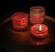 How To Make Decorative Things At Home For Diwali Decoration For Home Diy Decorating how to make decorative items at home Diwali Decoration Lights, Thali Decoration Ideas, Diwali Decorations At Home, Diwali Lights, Decor Ideas, Diwali Candles, Indian Decoration, Flower Decoration, Diy Ideas