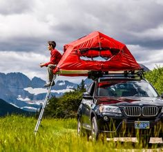 Yakima SkyRise Rooftop Tent