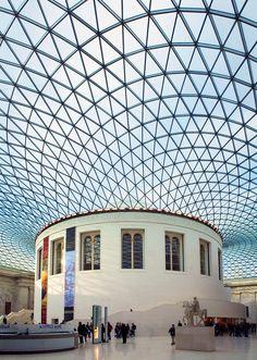 British Museum, Reading Room
