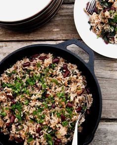 Rice and Beans Recipe | Kitchen Explorers | PBS Parents