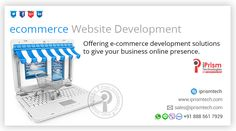 Looking for a ecommerce Website Development..?? Here we are to make your work easy. iPrism Technologies gives you the best solution for ecommerce Website Development. Approach us for further details on mob:+91885617929. visit-https://goo.gl/KzMxOR #iprismtechnologies #bestwebsitedevelopment #bestservices #bestteam