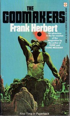 The Godmakers frank #herbert #scifi