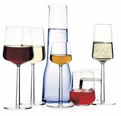 Scandinavian Glassware, Tumblers, Drinking Glasses & Whiskey Glasses - We have a fantastic collection of Scandinavian Glassware including Cognac Glasses & Serving Bowls available in the UK from Skandium