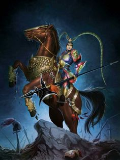 Lu Bu - Dynasty Warriors
