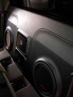 Tundra Crewmax custom Alpine and CDT Audio system pics - TundraTalk.net - Toyota Tundra Discussion Forum