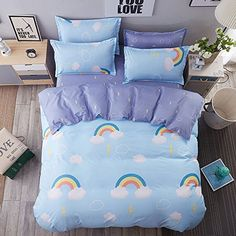 Wholesale High Quality Duvet Cover pcs Twin Full Queen Size Set of Bed Linen Luxury Bedding Set Floral Bed Linen Bedclothes Cheap Bed Linen, Cheap Bed Sheets, Cheap Bedding Sets, Best Bedding Sets, Duvet Bedding Sets, Luxury Bedding Sets, Linen Bedding, Bed Linens, Affordable Bedding