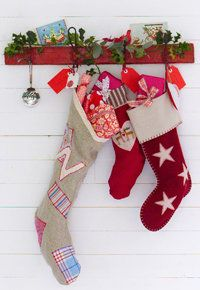 the perfect Christmas stockings. now where do I find them?