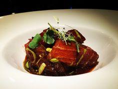 https://flic.kr/p/H1hAsN | Maguro kimuchi | El kimuchi es la versión japonesa del kimchi coreano, más suave, más dulce. Con sabor afrutado y menos agrio, además de tener menos picante.  koketo.es/kimuchi