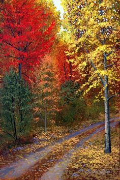 October Road by Frank Wilson
