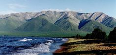 Lake Baikal (Russia).