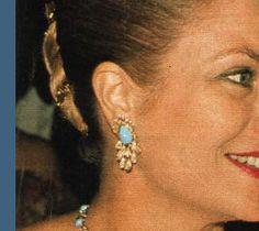 Türkis-Schmuck von Gracia Patrizia Fürstin von Monaco
