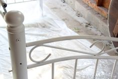 Spray painted furniture tips