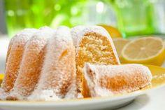 Lady Bird Johnson's Famous Lemon Cake: Lemon Bundt Cake