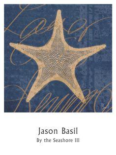 By the Seashore III Print by Jason Basil at Art.com