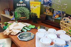 scrumdilly-do!: classroom set up for Spring