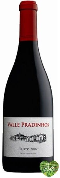 Love Your Table - Valle Pradinhos Red Wine 2008, €13,99 (http://www.loveyourtable.com/valle-pradinhos-red-wine-2008/)