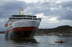 All sizes | The Fram docked at Ilulissat | Flickr - Photo Sharing!