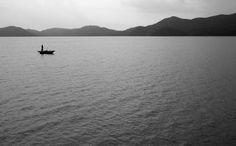 Tranquil Fisherman - Bai Tu Long Bay, Vietnam. Buy this print: http://www.bencrosbiephotography.pixieset.com/photography