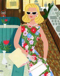 Betty Draper - Ellen Surrey