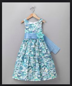 I love this dress for toddlers got the pic from zulily