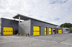 Gallery - Municipal Technical Center / STUDIOS Architecture - 8