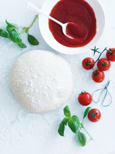 Donna Hay kitchen tools, homewares, books and baking mixes. Quick and easy dinner or decadent dessert - recipes for any occasion. Pizza Recipes, Dessert Recipes, Cooking Recipes, Savoury Recipes, Fresco, Pear Pizza, Whole Wheat Pizza, Pasta, Recipe Link
