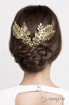 Модные украшения для волос   www.wmj.ru
