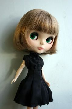 blythe doll chanel- by Cris Figueired♥
