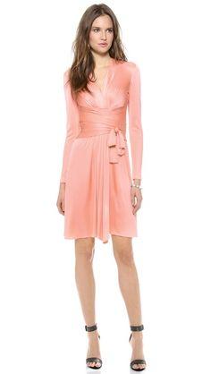 Платье с завязкой спереди от ISSA