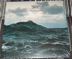 Volcano Choir Repave Newbury Comics Colored Vinyl Edition cover