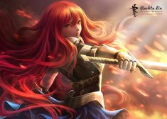 ideas for wallpaper anime fairy tail erza scarlet Fairy Tail Girls, Fairy Tail Art, Fairy Tail Couples, Fairy Tales, Anime Couples Manga, Cute Anime Couples, Anime Manga, Anime Girls, Manga Girl