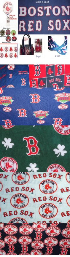 Red Sox Fabric for Fans Where can I find Red Sox Fabric?