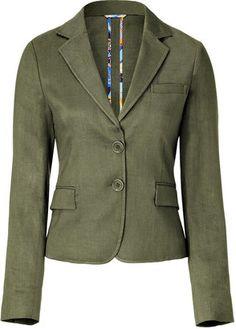 Etro Reed Classic Short Jacket