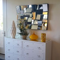 Designer Ariahomestaging Used Our Bilbao Mirror