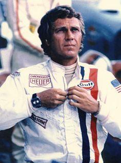 Steve McQueen's racing suit