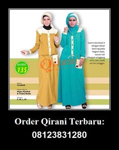 Qirani model 135 Hubungi : Whatsapp : +62 812-3831-280  SMS : +62 812-3831-280  BBM : 5F03DE1