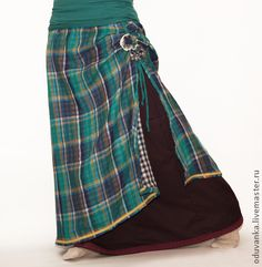 Designer Clothes, Shoes & Bags for Women Shabby Chic Outfits, Boho Outfits, Skirt Outfits, Pretty Outfits, Spring Outfits, Fashion Outfits, Tartan Fashion, Boho Fashion, Vintage Fashion