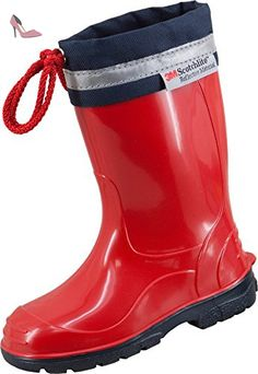 Dames Flace Welly Gummistiefel Sanita