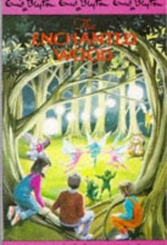 The Enchanted Wood, Enid Blyton Paperback Book