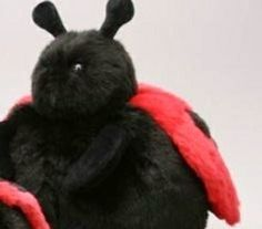 Lady Bug plush ~ she is plumby, soft and squishy! Love her! $39.99